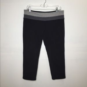 Lululemon sz 12 cropped leggings